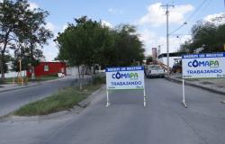 Arranca COMAPA rehabilitación de caído en la Bermúdez