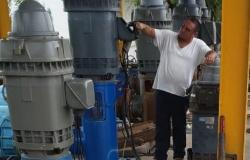 Refuerza COMAPA operación en planta Pastor Lozano