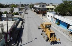 Mejora Gobierno de Reynosa calles del primer cuadro de la ciudad