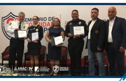Participa Gobierno de Maki Ortiz en Seminario de Seguridad Publica ANAC