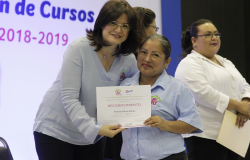 Concluyen actividades del ciclo 2018-2019 en Talleres de CEDIF en la entidad.