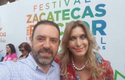 Maki Ortiz, invitada especial en Festival del Folclor Internacional 2019 en Zacatecas