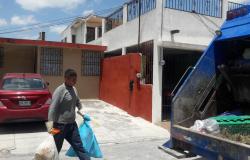 El Sector Poniente recibirá este miércoles 31 el servicio de recolección de basura