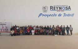 Cumple Gobierno de Reynosa con profesionalización del deporte