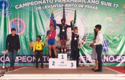Gana tamaulipeca Cassandra Vélez bronce en Panamericano.