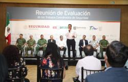 Reconoce Federación estrategia de coordinación entre Tamaulipas, Coahuila y Nuevo León.