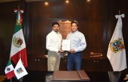 El Gobernador, Francisco García Cabeza de Vaca, nombró nuevo Director del Instituto Tamaulipeco de Infraestructura Física Educativa (ITIFE).