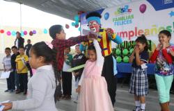 Invita Municipio a niños de julio y agosto a festejar gratis Cumpleaños del Mes