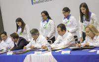 Respaldan alcaldes de Tamaulipas política de Salud del gobierno estatal.