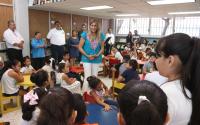 Participan niños y adolescentes en Vacaciones en la Biblioteca