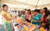 Exhortan a ciudadanía a acudir a la Feria de Regreso a Clases