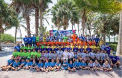 Realiza DIF Tamaulipas primer campamento de verano para hijas e hijos de trabajadores de este organismo.