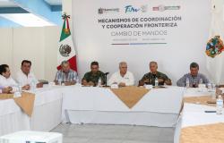 Confirman Tamaulipas, Nuevo León y Coahuila compromiso por seguridad en el noreste.