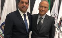 Expone Gobernador de Tamaulipas problemática por tráfico de armas en reunión CONAGO-FGR