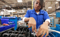 Lidera Tamaulipas generación de empleos la frontera norte.