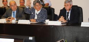 Participa Tamaulipas en reunión del Consejo Nacional de Salud.