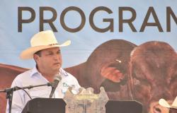 Dispersa GobTam más 3 MDP en Mejoramiento Genético en San Fernando.