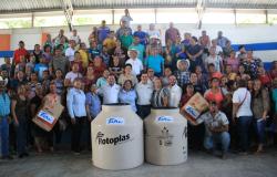 Gobierno de Tamaulipas lleva a cabo beneficios a familias de Xicoténcatl.