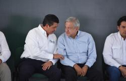 Reconoce Presidente los avances en seguridad en Tamaulipas.