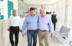 Destaca Presidente de la República coordinación con Gobierno de Tamaulipas.