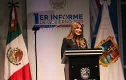 Rinde su primer Informe la alcaldesa mejor posicionada de Mexico