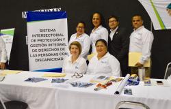 Acerca SIPRODDIS oportunidades laborales a personas con discapacidad.