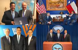 Concluye Gobernador de Tamaulipas gira de trabajo en Washington D.C.