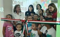 """Inauguran exposición digital """"¿Por qué celebramos el 16 de septiembre"""" en BARCO Museo del Niño."""