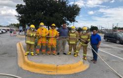 Efectuará Municipio de Reynosa simulacro y conferencias por la Semana Nacional de Proteccion Civil