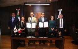 Suscribe Gobierno de Tamaulipas acuerdos con el Instituto Nacional Electoral.