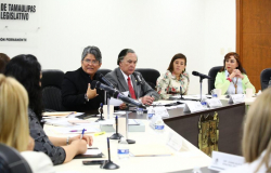 Avanza Tamaulipas en la consolidación de un sistema de salud equitativo, eficiente y solidario.
