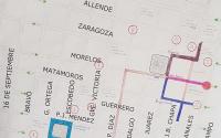 Reynosa… Aviso de cierre a la circulación vehicular por Desfile del Día de la Independencia