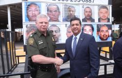 Presentan Gobierno de Tamaulipas y agencias federales estadounidenses nueva fase de campaña binacional Se Busca.