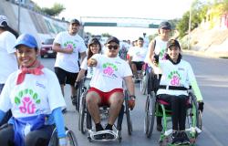 Realiza DIF Tamaulipas segundo curso en el manejo adecuado de silla de ruedas.