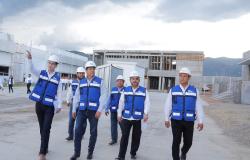 Supervisa Gobernador obras en USJT y Complejo de Seguridad Pública en Ciudad Victoria