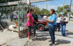 Entrega DIF Tamaulipas estímulos económicos para que niñas, niños, y adolescentes no dejen de estudiar.