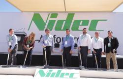 Amplía empresa líder en motores robóticos su presencia en Tamaulipas.
