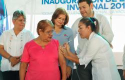 Activa Gobierno de Tamaulipas el programa de vacunación antiinfluenza 2019-2020.