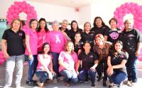 Unen esfuerzos Estado-Sociedad en la lucha contra el cáncer de mama.