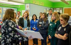 Visita Presidenta de DIF Tamaulipas Hospital de Galveston Texas, donde se atiende a niñas y niños con quemaduras.