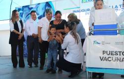 Intensifica Gobierno de Tamaulipas campaña de vacunación antiinfluenza