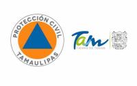 Comunicado de Protección Civil de Tamaulipas.