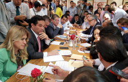 Agradece Maki dialogo a Diputados para lograr mayores recursos a Municipios