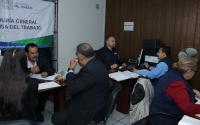 PGDT de Tamaulipas, gestiona más de 103 millones de pesos para trabajadores.