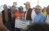 Reúne Torneo Internacional de Pesca a más de 2 mil participantes.