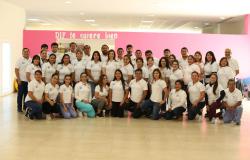 DIF Tamaulipas capacita a terapeutas del estado en su primer Encuentro Estatal de rehabilitación física.