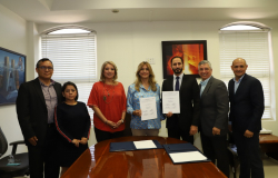 Firman Municipio y NAFIN Convenio para capacitar empresarios