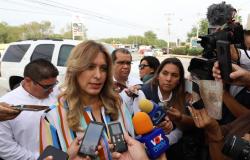 Avanza Reynosa con más obra pública y Becas: Maki Ortiz