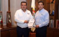 Entrega Fiscal General de Justicia Primer Informe de Actividades