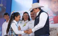 Un Gobierno cerca de ti beneficia nuevamente a familias de Ocampo.